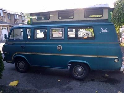 <font color=blue>1965 Mecury Supervan</font>