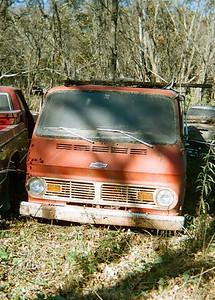 <font color=yellow>1966 Chevy G10 Van</font>